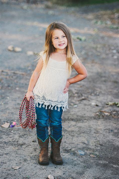 Kambrie turns 4 - Boise Child Photography   Double Take
