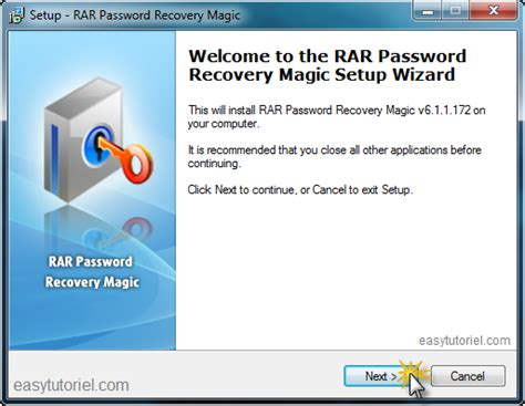 How to find the password / a RAR ZIP protected! - how to make