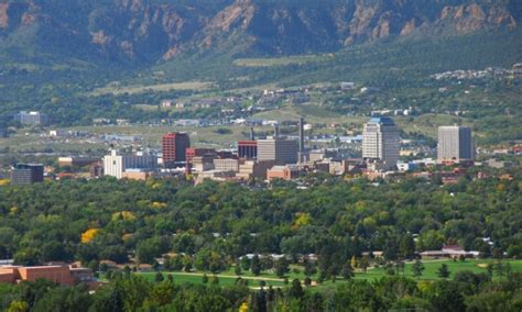 Places to Visit: Colorado Springs - AllTrips