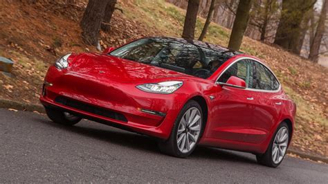 Tesla Model 3 Specs and First Pictures - Cars Previews