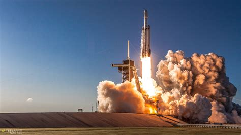 SpaceX set for third Falcon Heavy launch: here's how to