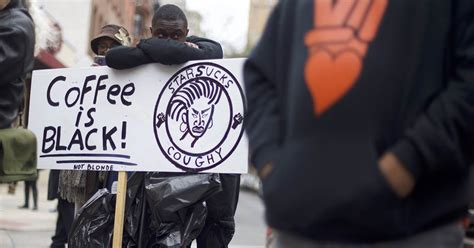 Protests follow outrage after two black men arrested at