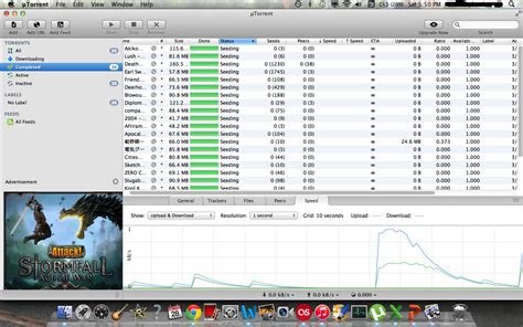uTorrent for Mac - Free download and software reviews