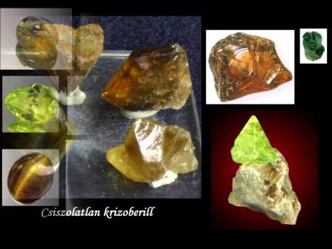 Peridot - An amazing fact about Peridot is that it is also