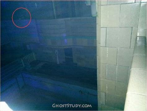 Ghosts caught on film!