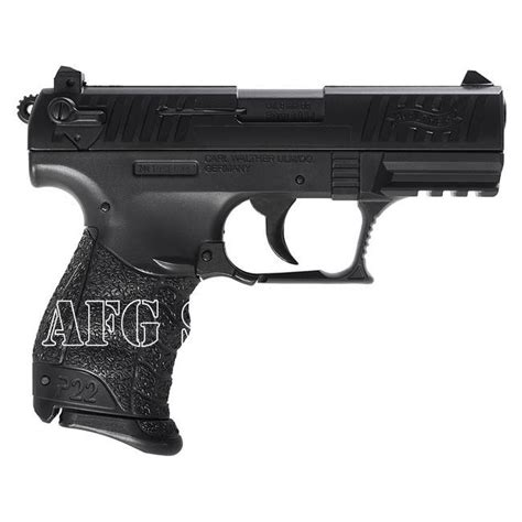 Airsoft pistol Walther P22Q Metal Slide ASG - AFG-defense