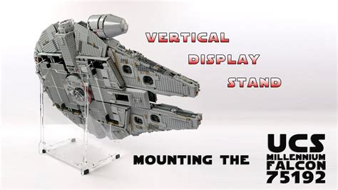 How to Display Your LEGO 75192 Star Wars UCS Millennium