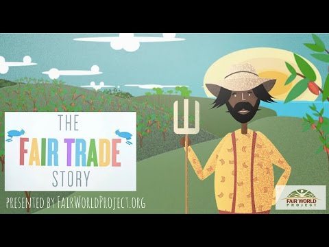 It's Fairtrade Fortnight, but what does that actually