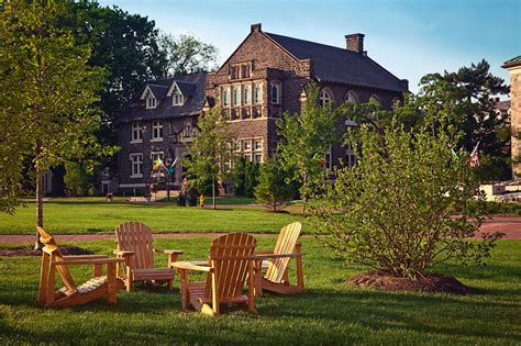 Lafayette at a Glance · About · Lafayette College