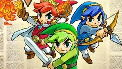 Lack of Voice Chat in Triforce Heroes Explained | N4G