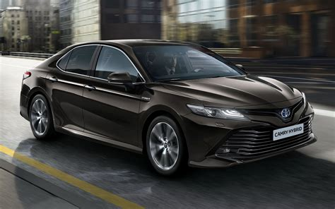 2019 Toyota Camry Hybrid (EU) - Wallpapers and HD Images