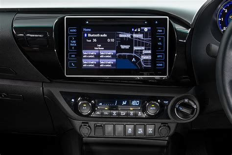 2016 Toyota HiLux interior, features revealed for