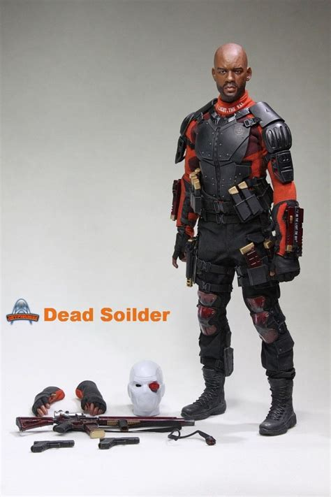 1/6 Art Figures AF021 Suicide Squad Will Smith Dead