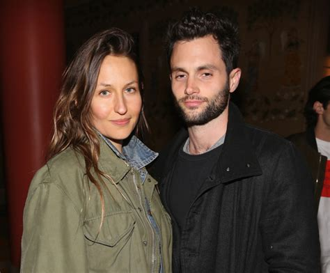 Penn Badgley and Domino Kirke got married — again — this
