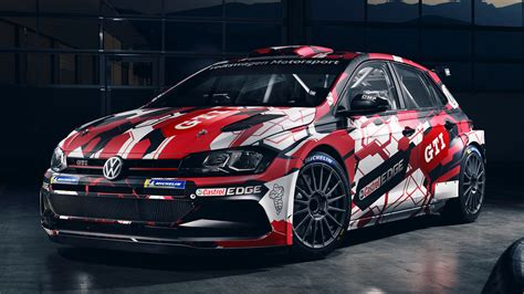 2019 Volkswagen Polo GTI R5 - Wallpapers and HD Images
